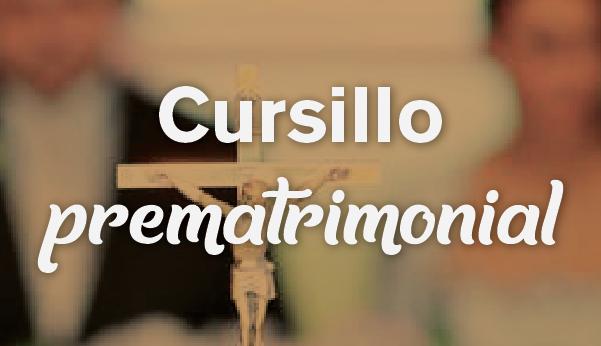 Inicio Cursillo Prematrimonial
