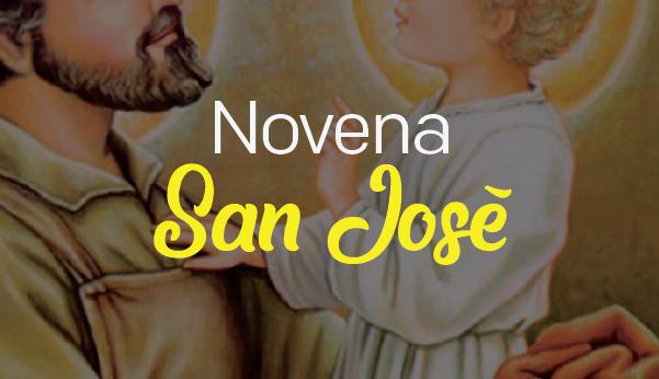 Novena a San José