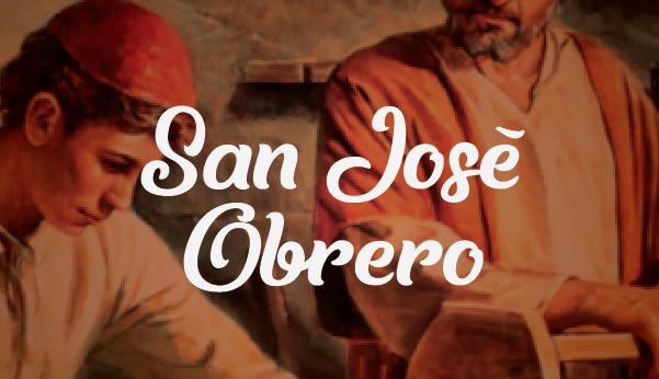 Celebración San José Obrero