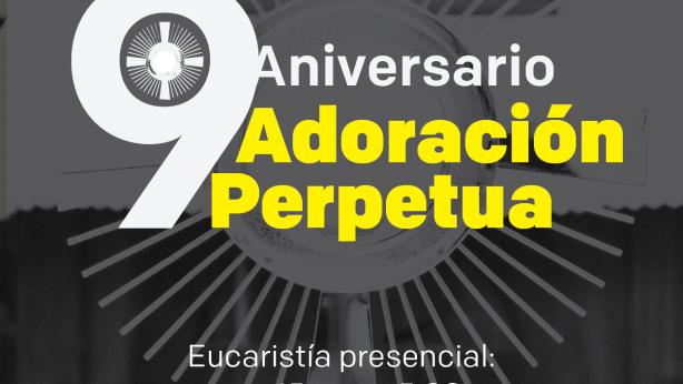 Aniversario Adoración Perpetua